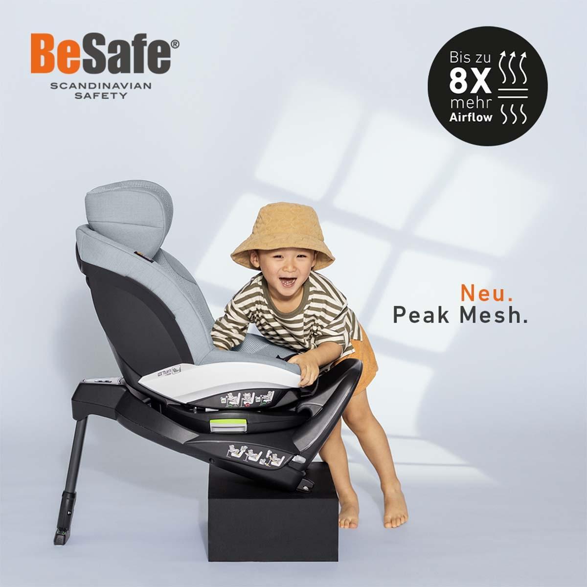 BeSafe Peak Mesh