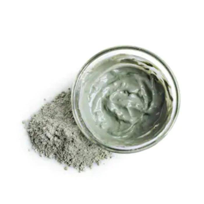 Oily skin ingredient Kaolin
