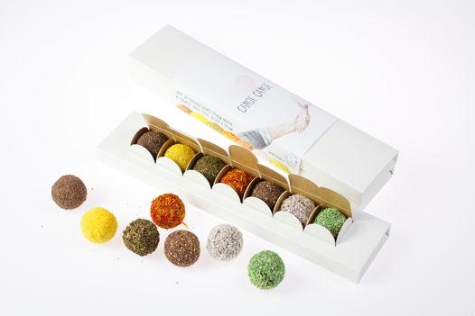 camoe camoe х7  ДОЛГО и СЧАСТЛИВО - набор конфет ручной работы