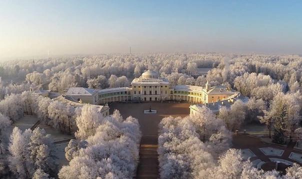 Экскурсия в Пушкин и Павловск