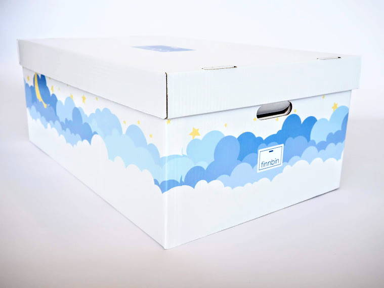 Baby Box Design | Finnbin baby box