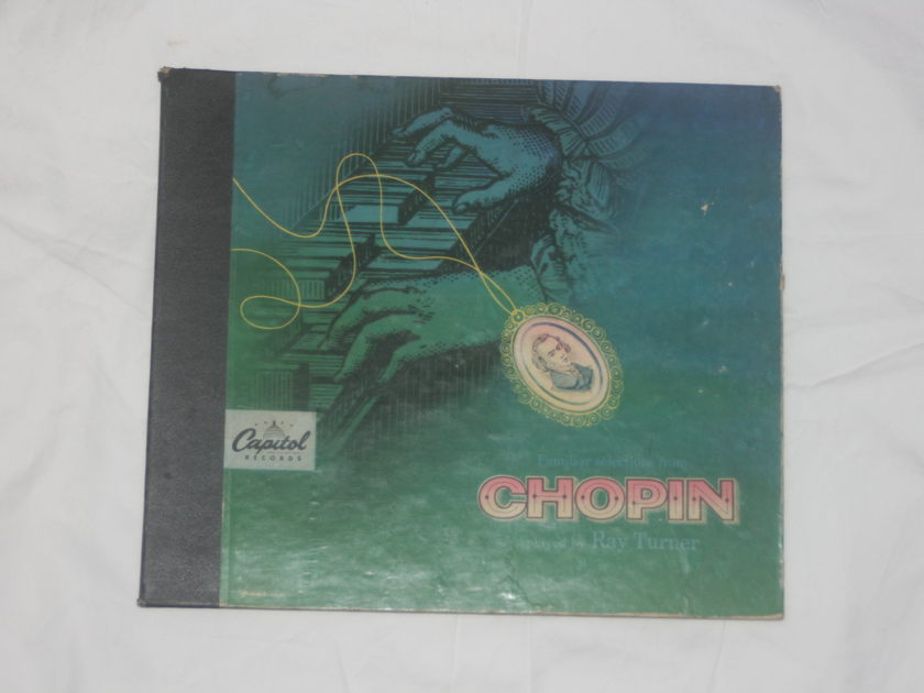 Ray Turner - Chopin Capitol Records CC-97