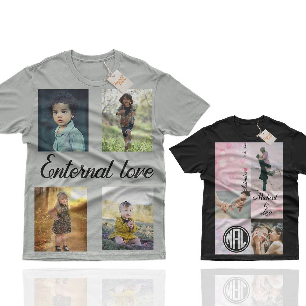 Custom T-Shirts & Hoodies With Picture