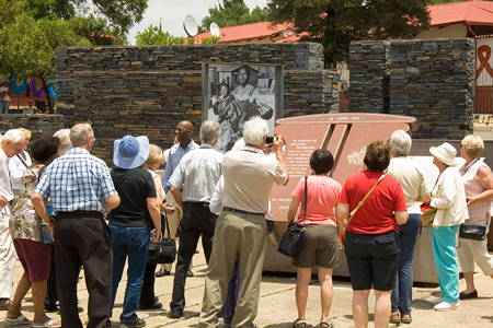 Visit the Bishop Tutu / Nelson Mandela Museum