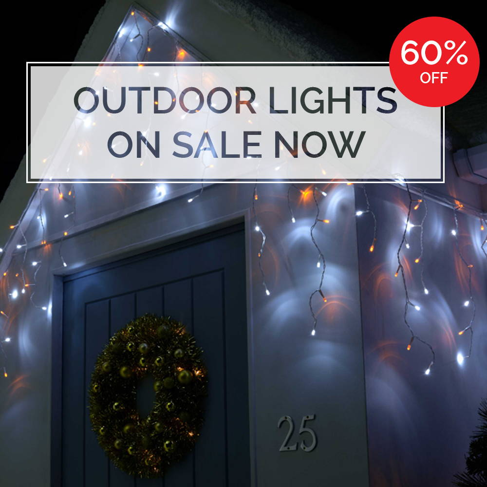 Outdoor Lights on Sale Now