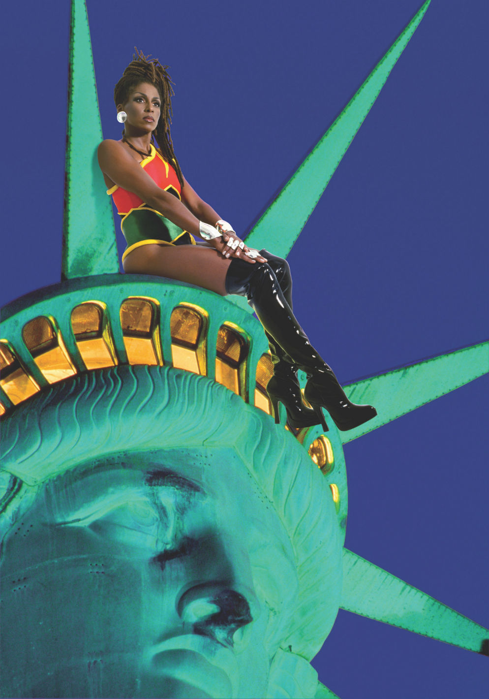 Renée Cox, Chillin' with Liberty