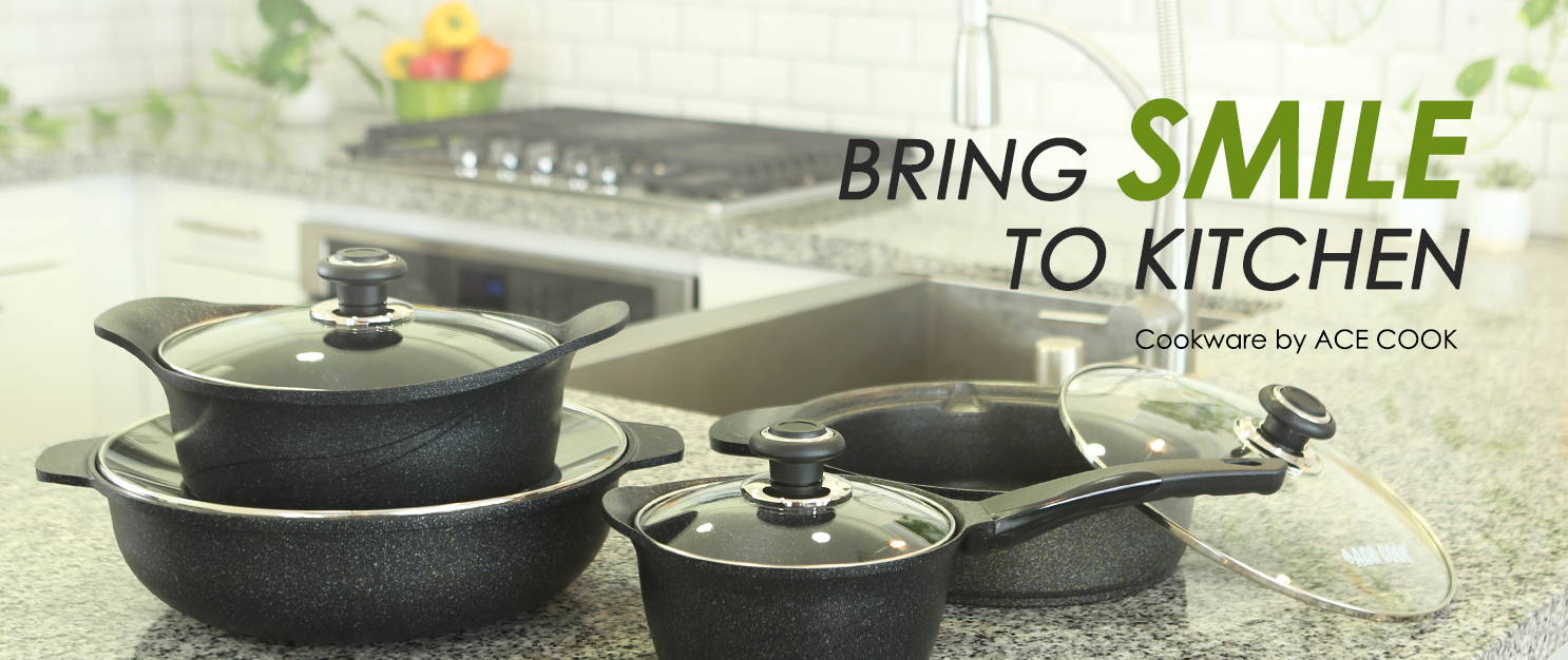 High Quality Affordable Cookware by Ace  Cook