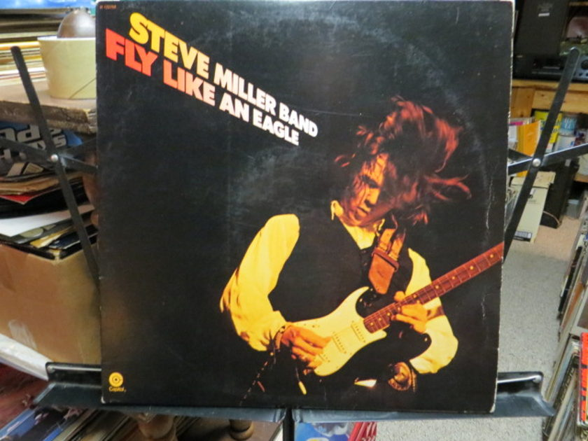 STEVE MILLER BAND - FLY LIKE A EAGLE