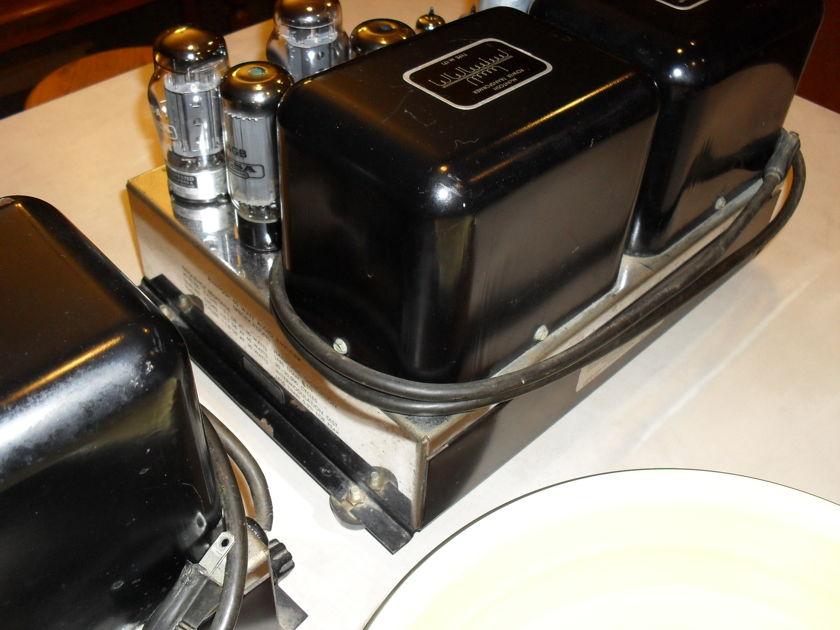 McIntosh MC60 Monoblock Amplifiers MC60 Vacuum Tube Amplifiers