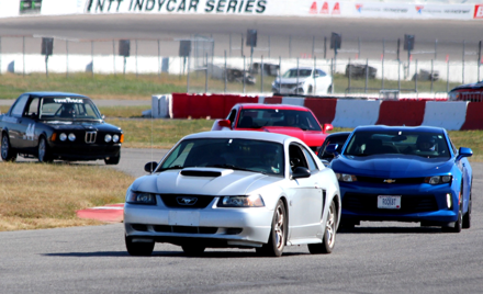 St. Louis Region SCCA PDE Track Event #1