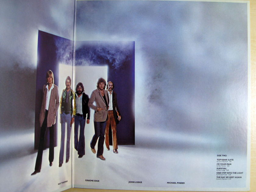 The Moody Blues - Octave  - 1978  London Records ‎PS 708