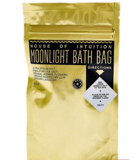 Elle recommend HOI Moonlight Bath Bag