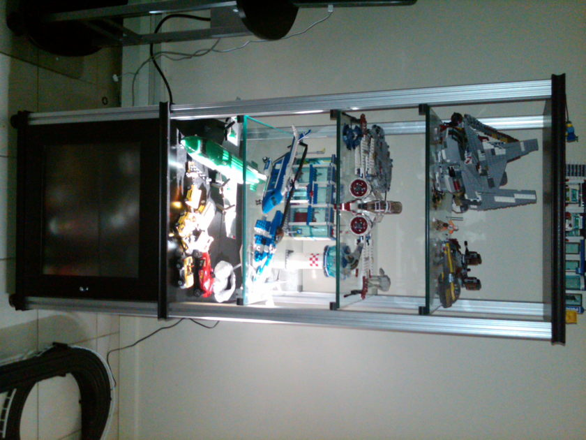 Salamander Designs  Synergy Tower (w/door/shelves) Free Shipping!