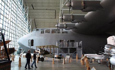 Evergreen Aviation Museum 2018