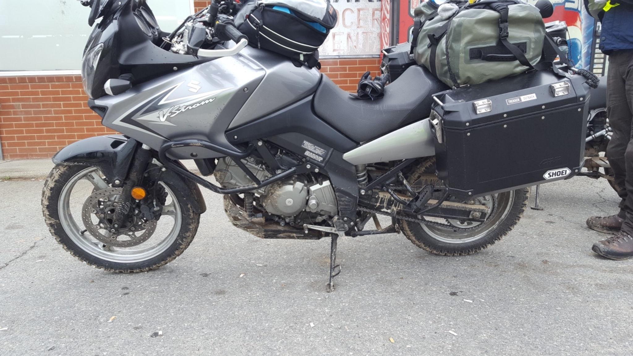 Suzuki V Strom 650 For Rent Near Linden Nj Riders Share