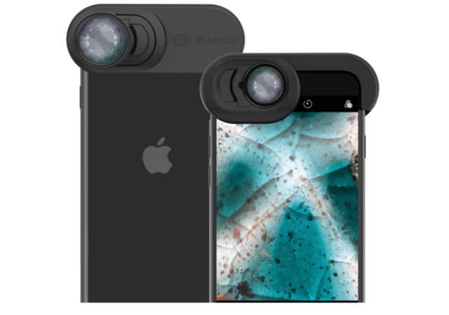 Olloclip - Telemedicine(iPhone SE)
