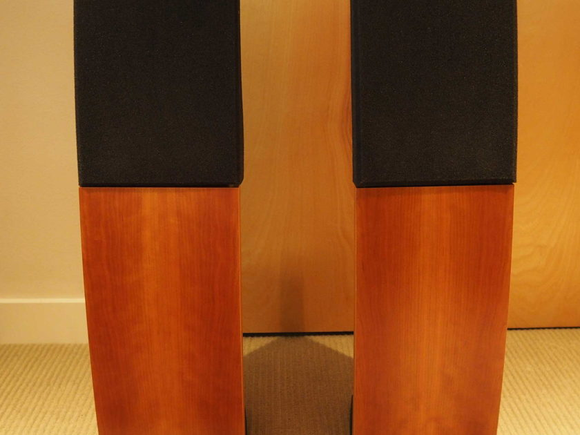 Naim Audio SL2 speakers - Cherry w/crossovers excellent condition - new lower price!