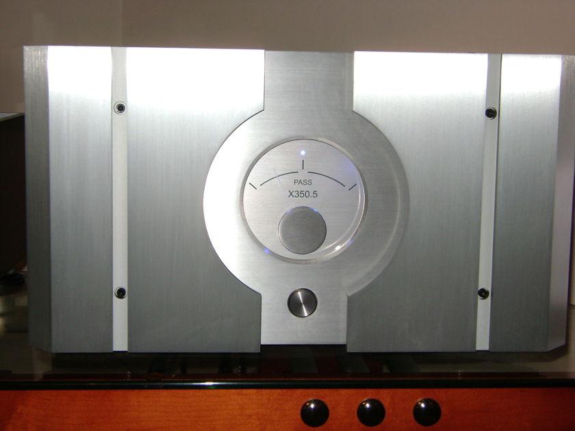 Pass Labs 350.5 Amplifier
