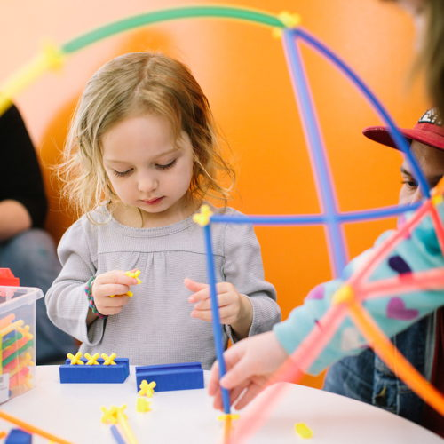 Picture of Littles Lab is a wonderful way for pre-school aged children to explore STEAM activities and foster early learning skills and brain development.