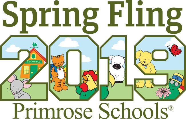 Primrose Schools 2019 Spring Fling Logo