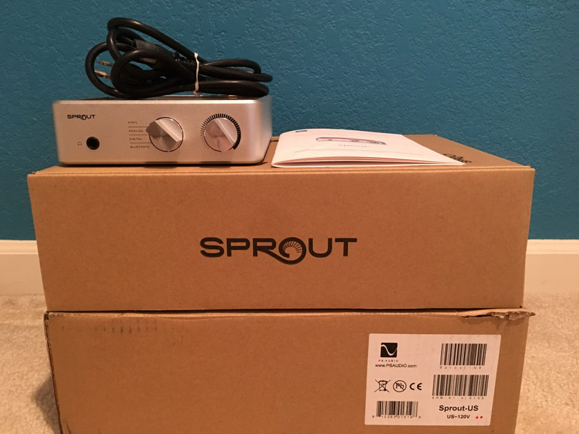 PS Audio Sprout  Integrated Amp