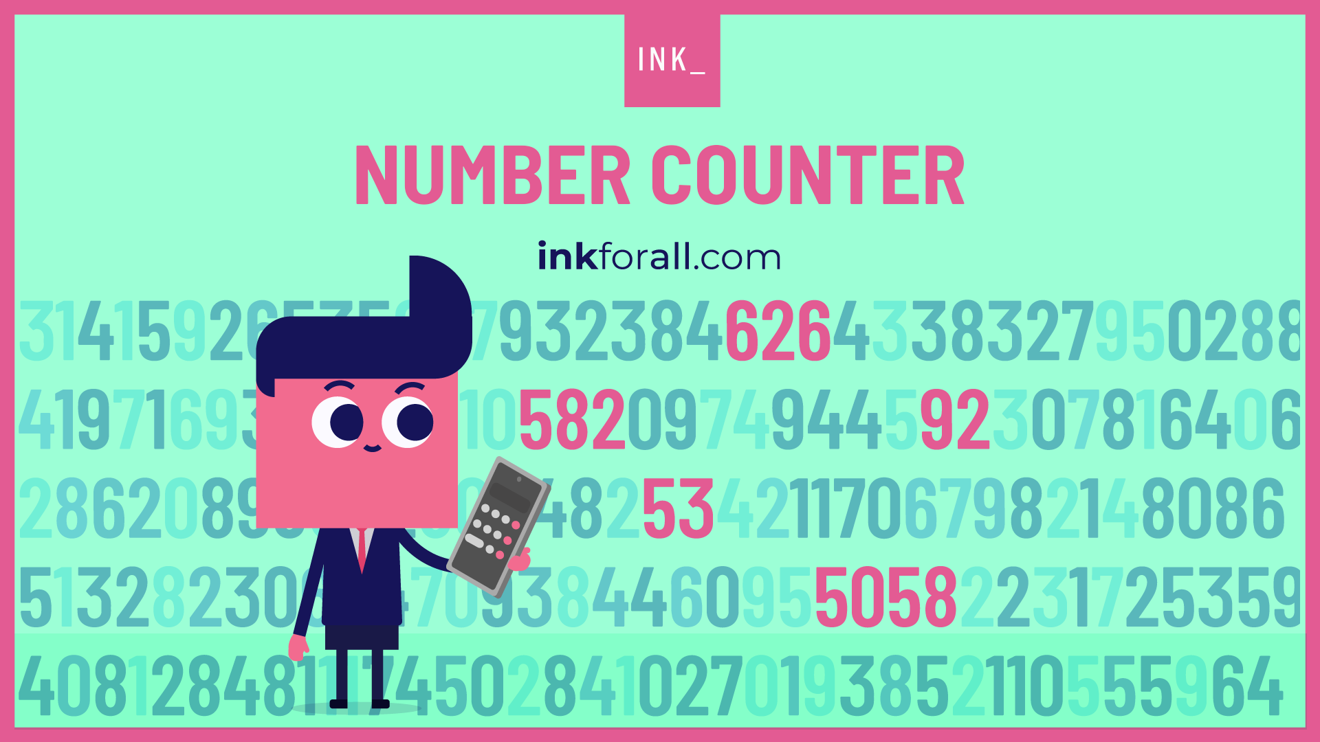 Number counter