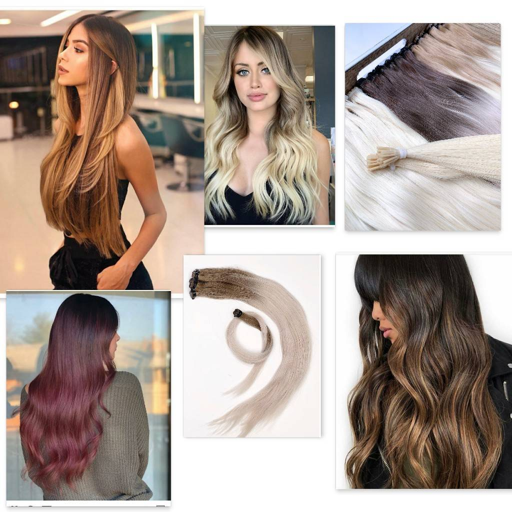 Ombre types