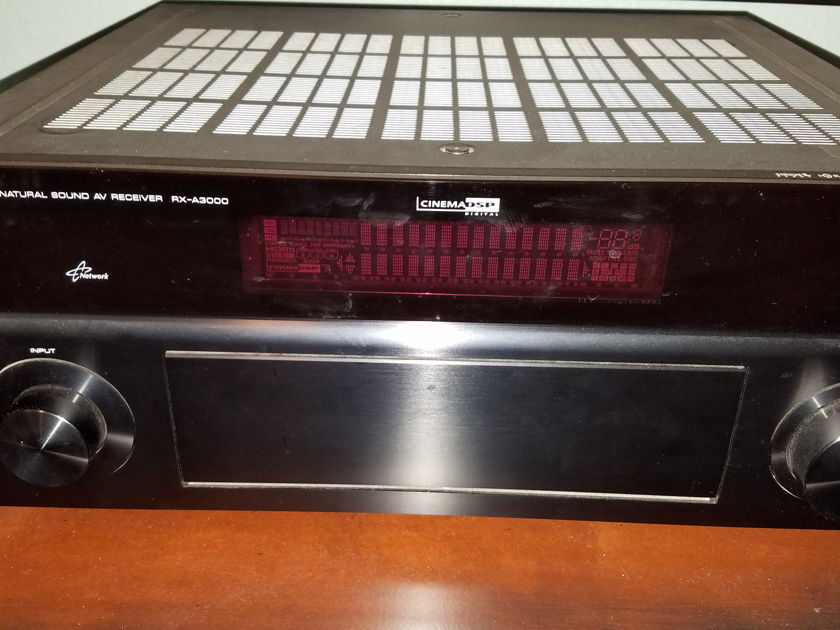 Yamaha RX-A3000 Flagship Aventage Receiver