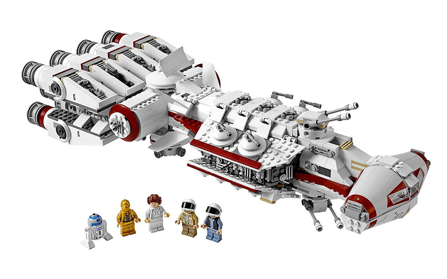 LEGO Rebel Blockade Runner
