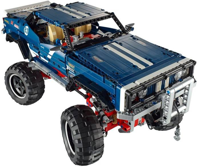 LEGO 41999: 4X4 Crawler Exclusive Edition