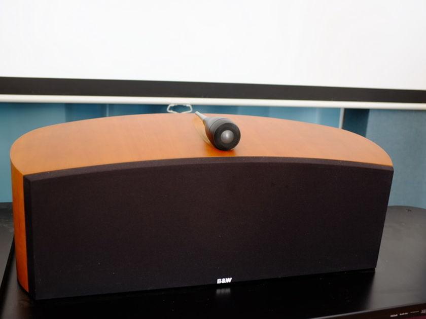 B&W Nautilus HTM1 center speaker