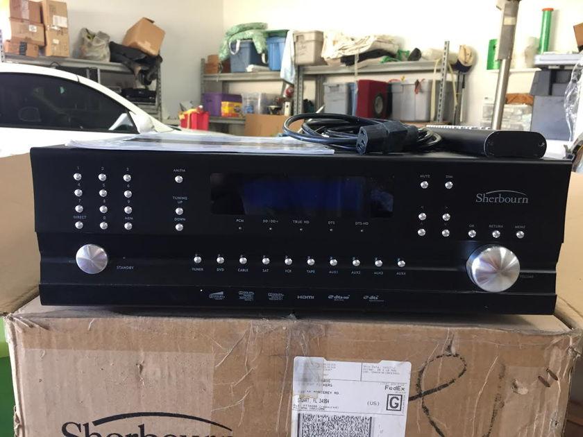 Sherbourn Audio PT7020A PROCESSOR
