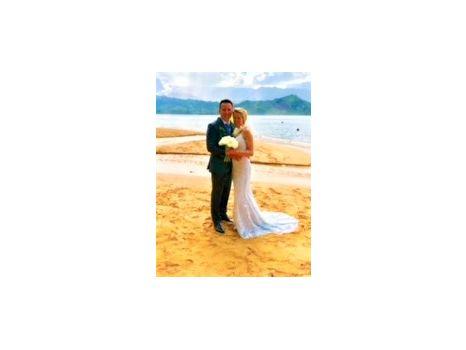 A Wedding Performed in Lake Tahoe