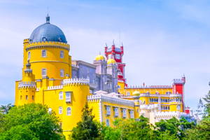See the Magic of Sintra & Pena Palace