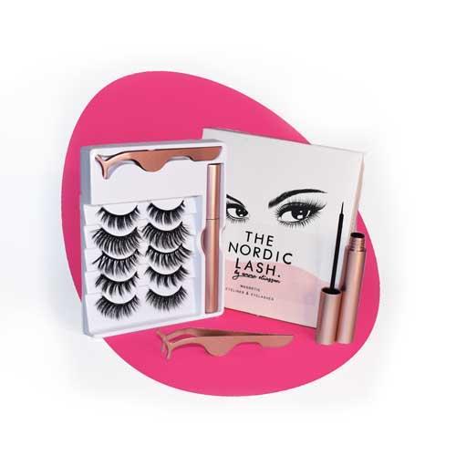 magnetic eyelash kit whats included