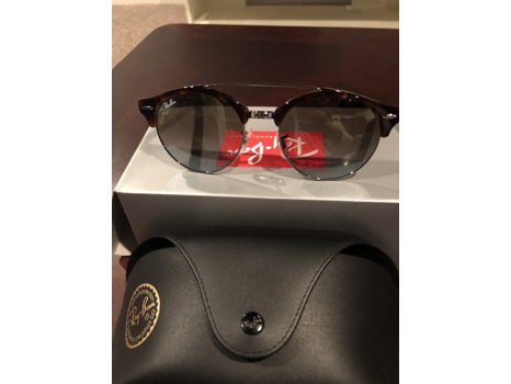 Women's Red Havana Ray-Ban Sunglasses