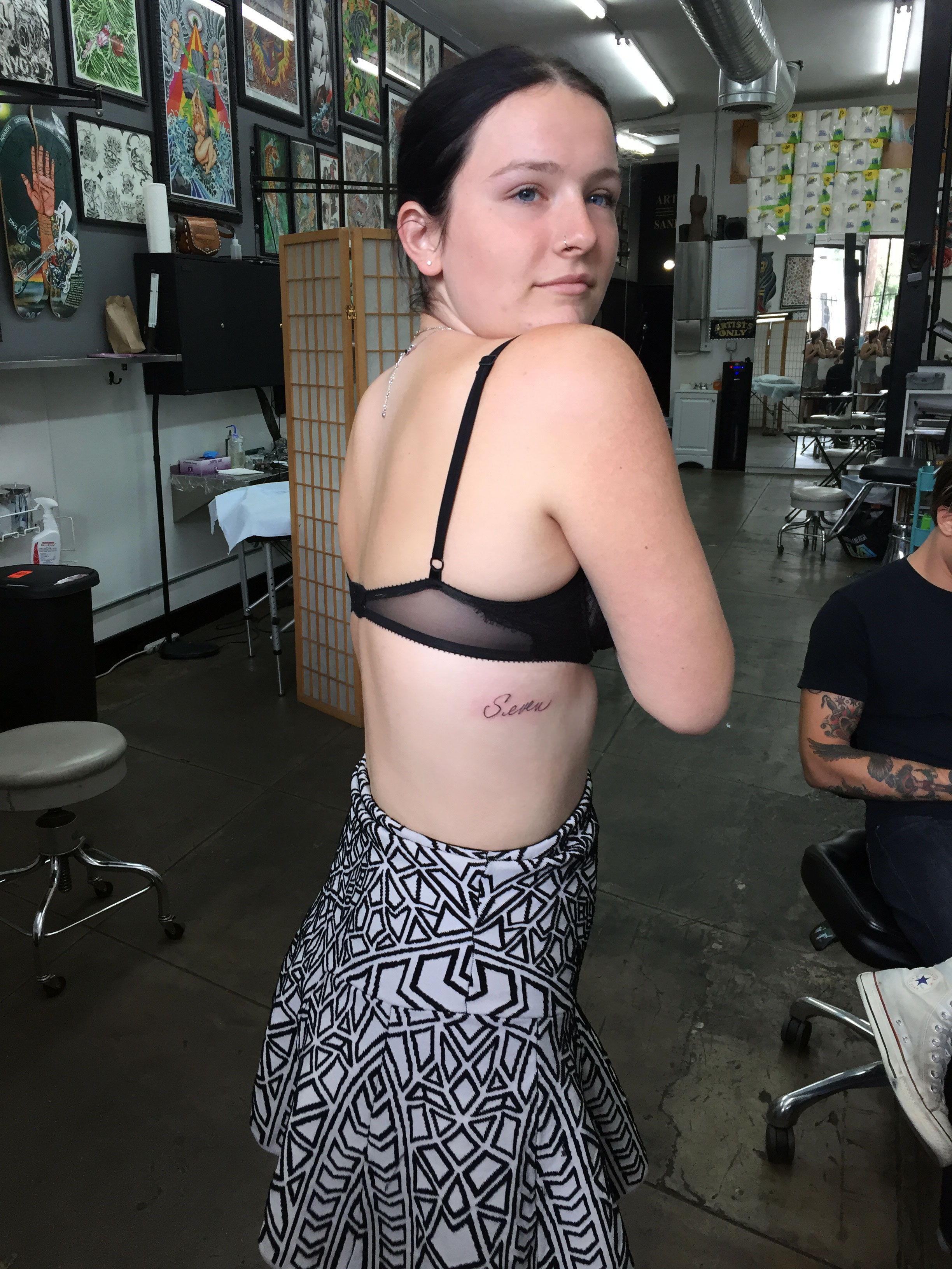 Tallulah's Tattoo