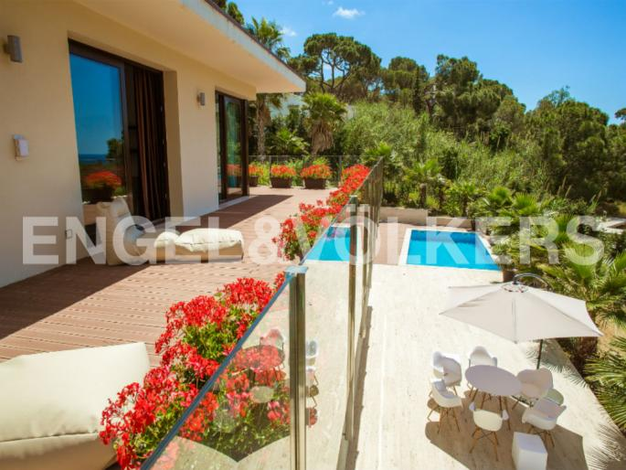MAGNIFICIENT VILLA IN TOSSA DE MAR