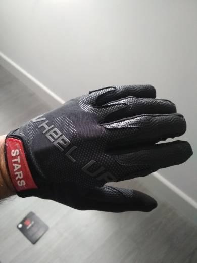 gants trottinette souples protections