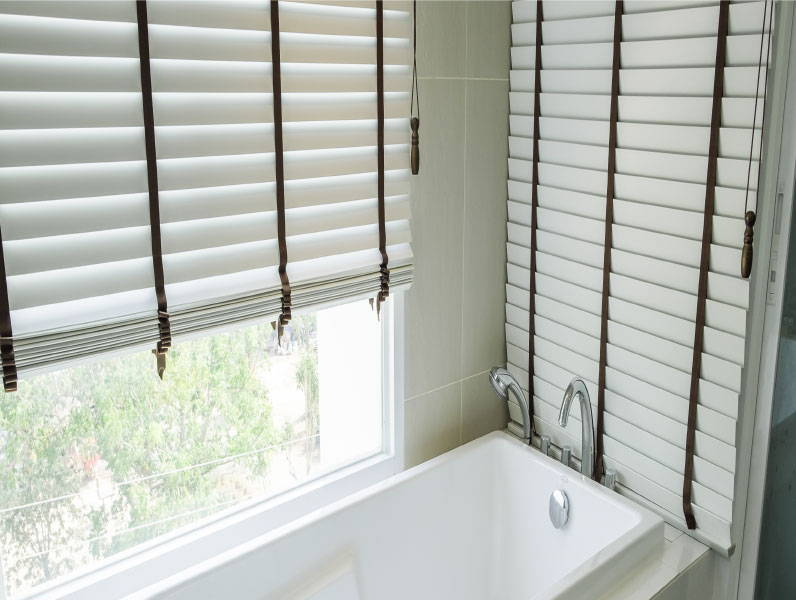 Custom Made Timber Venetian Blinds Online