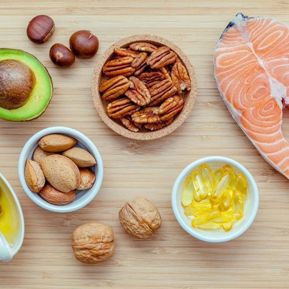 Healthy Fat Foods for Menopausal Symptoms