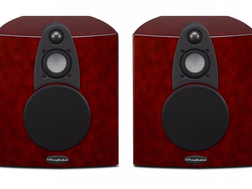 Wharfedale JADE SR Surround Speakers: New;-In-Box; Full Warranty; 45% Off; Free Shipping