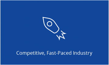 Image for Competitive, Fast-Paced Industry CTA