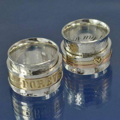 recycled memorial jewellery