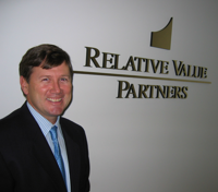 CEO Bob Huffman logged 20 years at Salomon Brothers before forming RVP with Fertig in 2004.