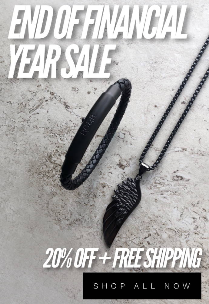 End of Financial Year Sale 20% Off