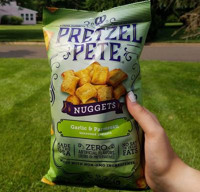 Pretzel Pete