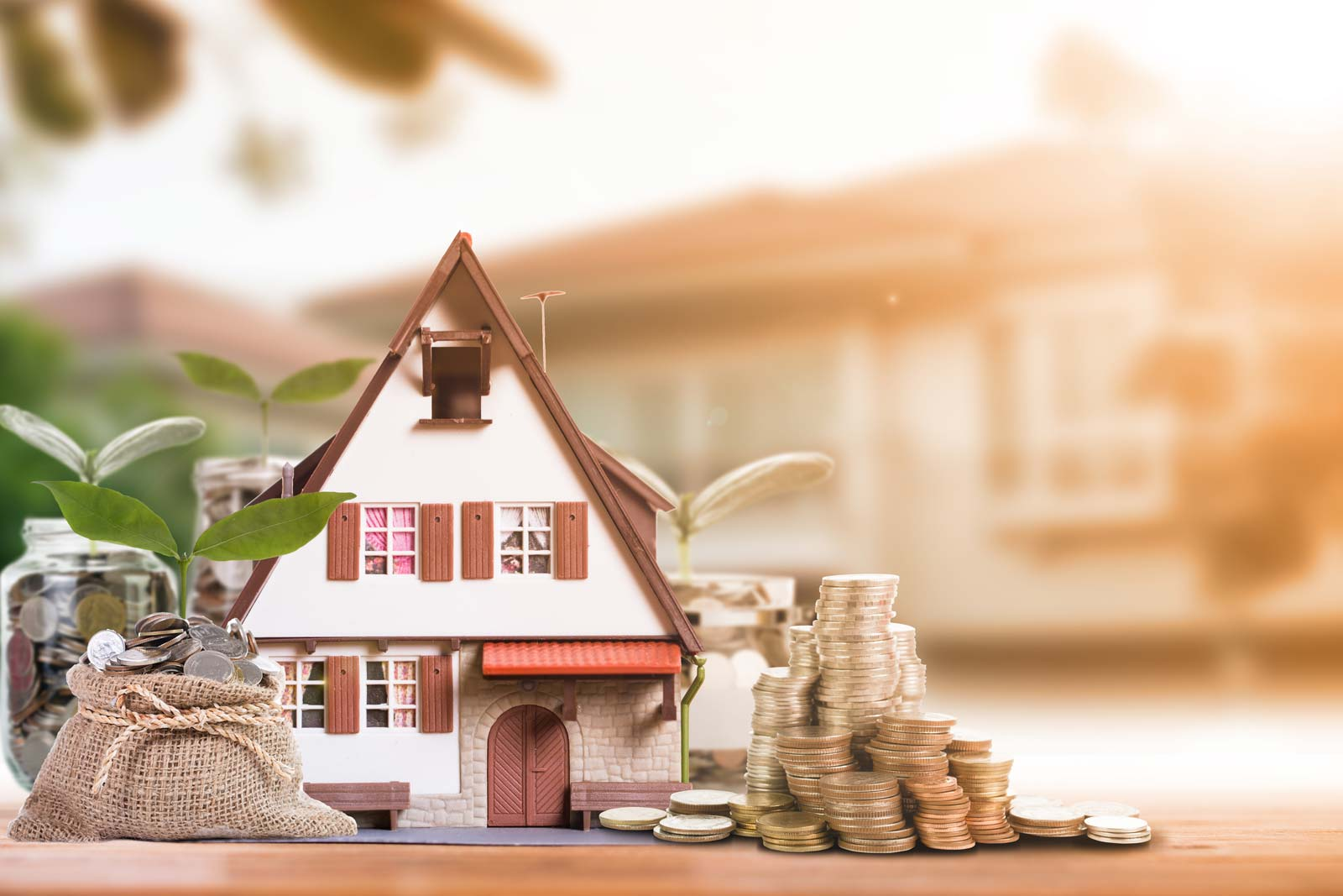 What Best Determines Whether a Borrower's Investment on an Adjustable-Rate Loan Goes Up or Down?
