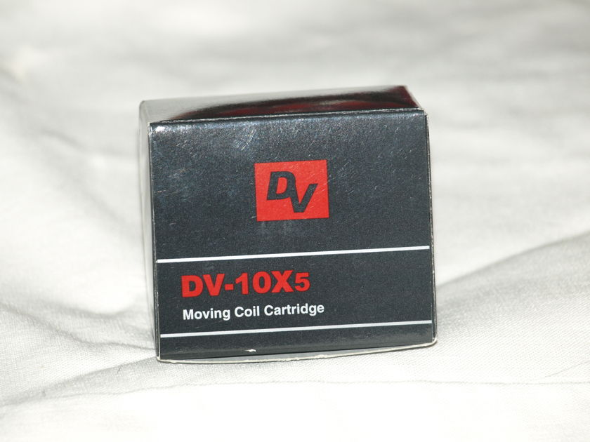 Dynavector 10X5 New In Box!