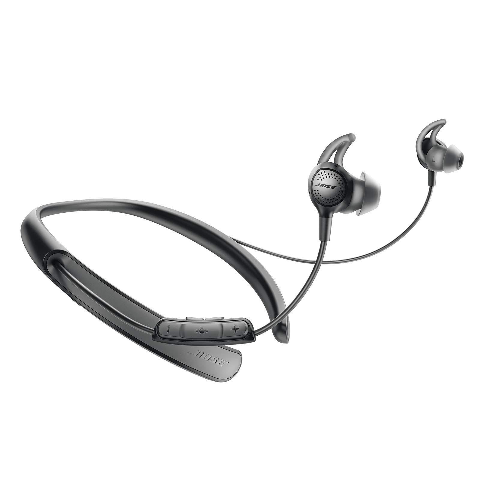 Bose Quietcontrol 30 2016 Vs Jabra Elite 65e Slant